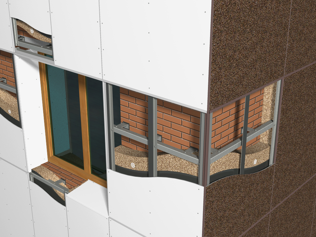 Картинки по запросу навесные вентилируемые фасады